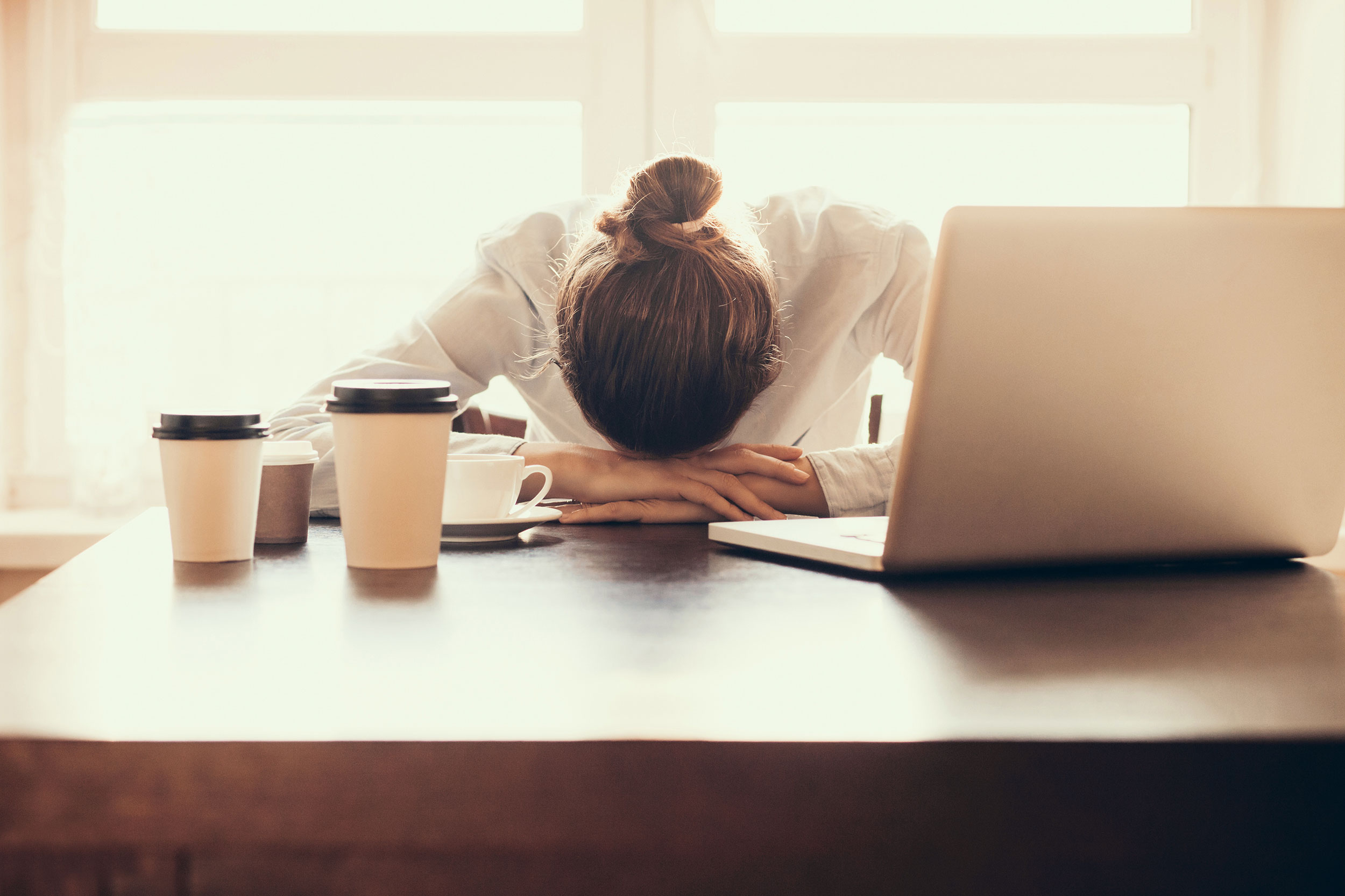 The Digital Age Your Stress Levels
