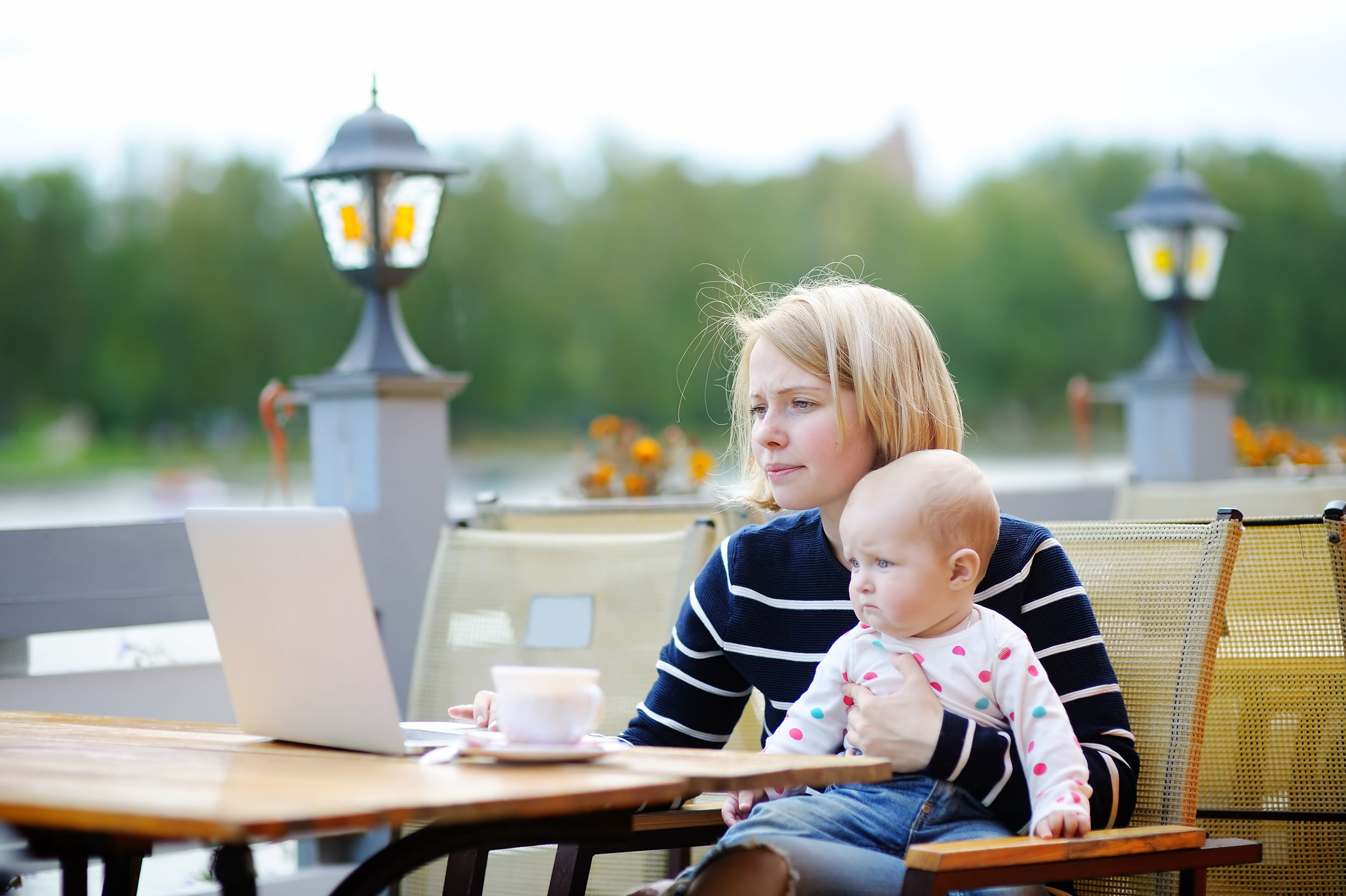 The Digital Age Bringing Baby Home