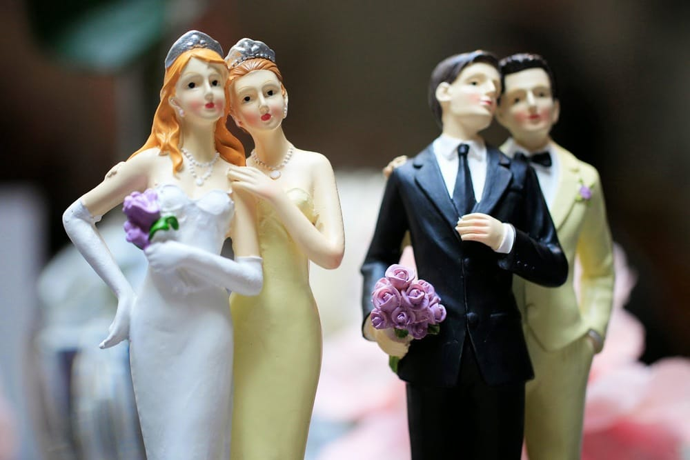 Same sex couples and marriage