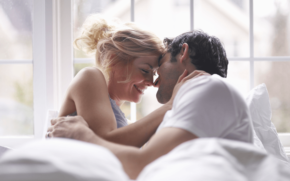 Romantic sex with my wife