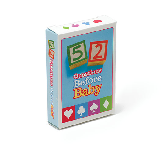 52 Qs Before Baby Box