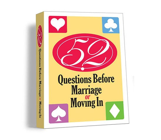 52 Questions Before Marriage or Moving in Card Deck copy