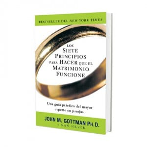 7 Principles for Making Marriage Work - 1st Edition (Spanish)