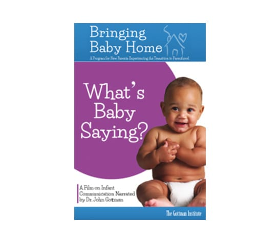 BBH New Parents Workshop & Classes- What's Baby Saying? Video