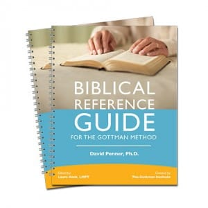 Biblical Reference Guide for the Gottman Method