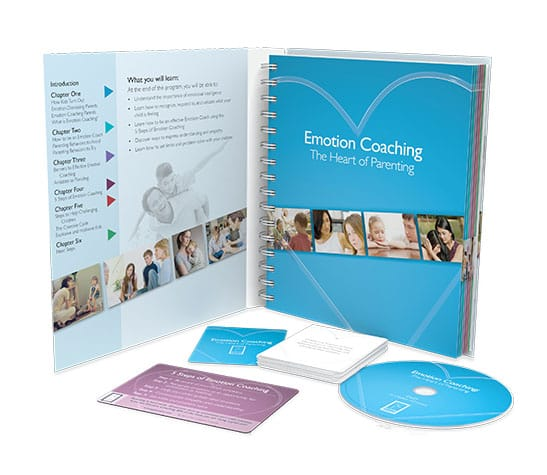 Emotion Coaching: The Heart of Parenting Video Program
