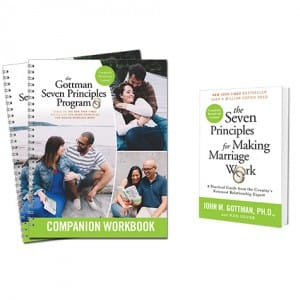 Seven Principles for Making Marriage Work Essential Package