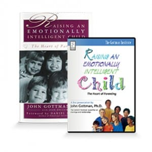 Raising an Emotionally Intelligent Child Book & Lecture box set