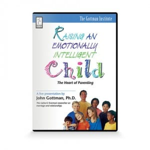 Raising an Emotionally Intelligent Child - DVD, CD, or mp3