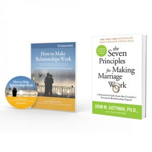 Seven Principles for Making Relationships Work - Book & Lecture