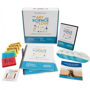 The Art and Science of Love Home Workshop box set