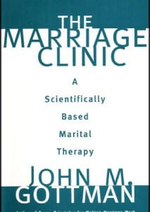 THE MARRIAGE CLINIC: A SCIENTIFICALLY-BASED MARITAL THERAPY