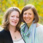 Sue DeCaro and Erin Taylor