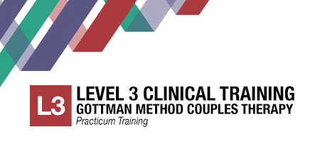 Level 3 Gottman Training