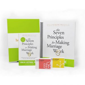 The Seven Principles Couples Set from The Gottman Institute