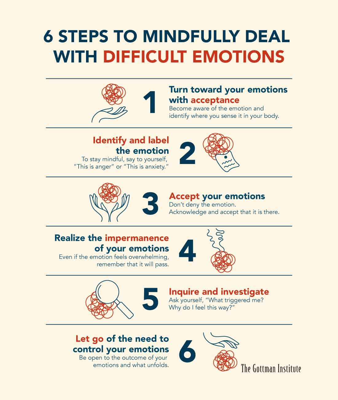 examples of emotional pain