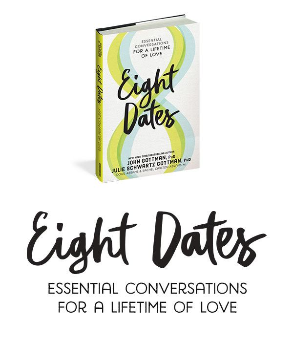 Image result for Eight Dates: Essential Conversations for a Lifetime of Love