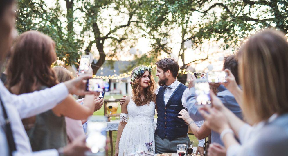 Your Phone Is The Worst Wedding Accessory: Industry