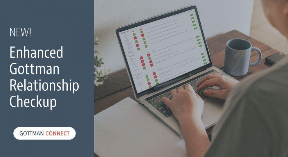 Enhanced Gottman Relationship Checkup Banner