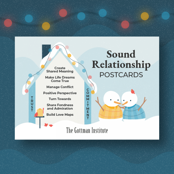 Sound Relationship Postcards Product Image