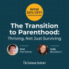 Transition to Parenthood Sale Promo graphic
