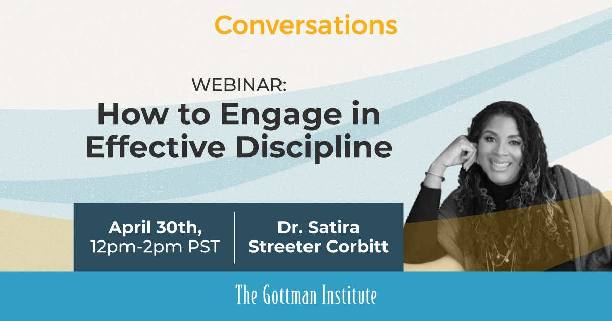 Conversations_How to Engage in Effective Discipline Product Image graphic