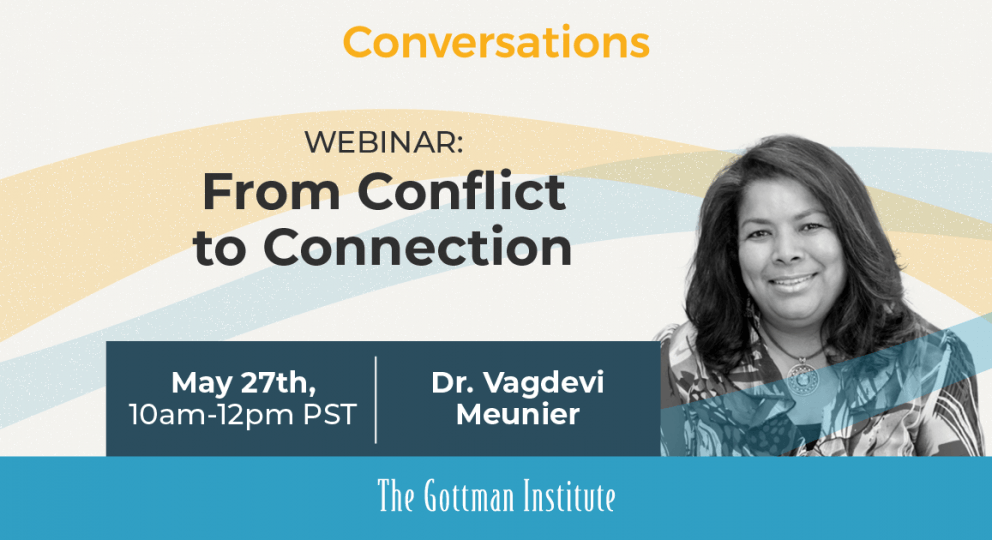 From Conflict to Connection