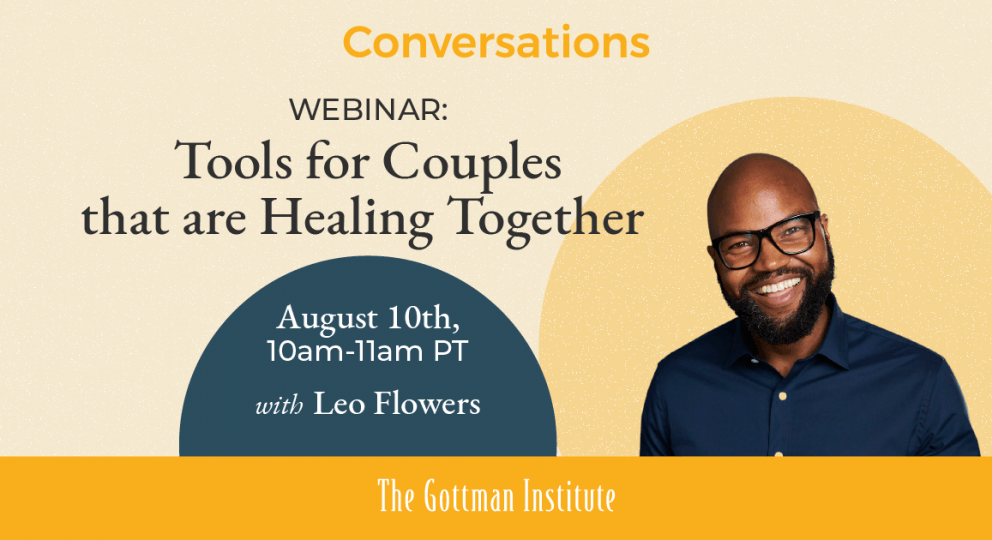Tools for Couples that are Healing Together